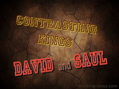 Contrasting Kings (devotional) (red)